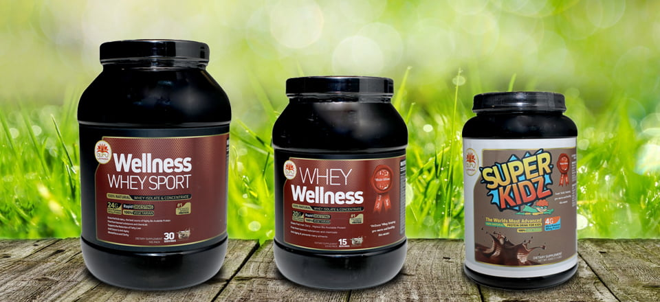 Incredible Health Benefits of Whey Protein