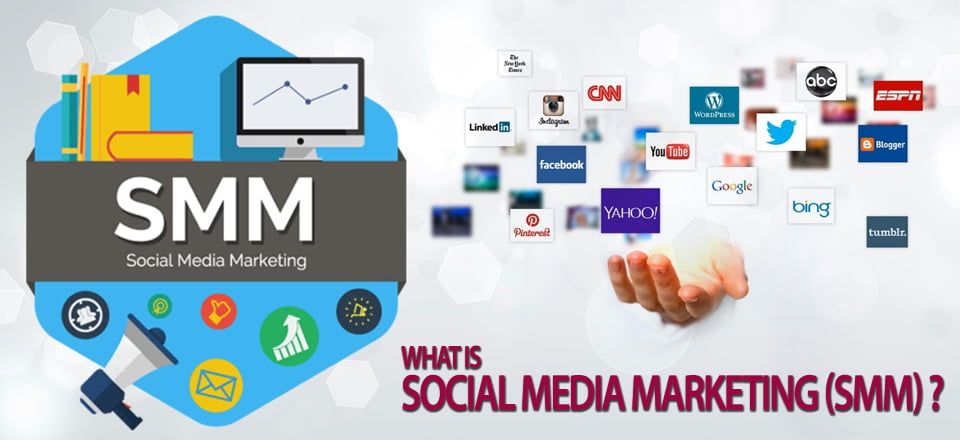 What is Social Media Marketing (SMM) ? | DeezWeb Internet Marketing