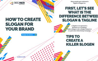 How to Create a Slogan for Your Brand ?